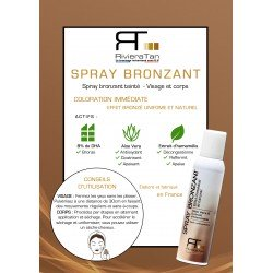 Flyer Spray Bronzant Riviera Tan
